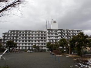 ライオンズマンション横浜港南ホワイトヒルズ