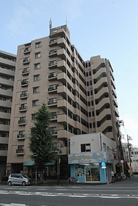 クリオ川崎伍番館
