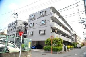 バームハイツ綱島弐番館の画像