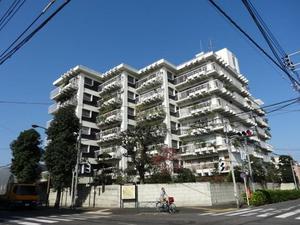目黒柿の木坂アビタシオン