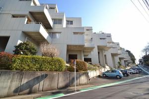 東急ドエル桜台コートビレジ3ブロック