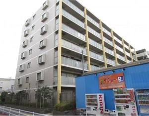 ベルグ・グランデ横浜ベイパーク