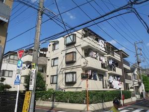 ワールドパレス第2武蔵小山