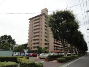多摩川ハイム1号棟