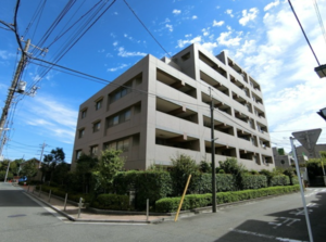ライオンズマンション武蔵新城緑園の街弐番館
