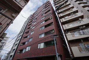 西新宿ビューハイツ