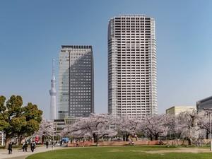 ブリリアタワー東京