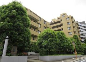 赤坂アパートメント(旧名:藤和赤坂アパートメント)