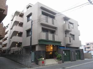 武蔵新城パークホームズ弐番館