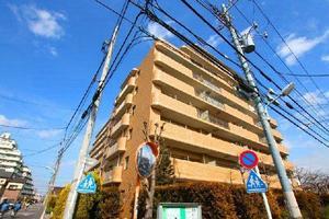 メロディーハイム水元公園弐番館